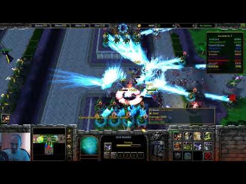 Warcraft 3 | Stronghold TD Remastered | Kil`Jaeden THE BEAST