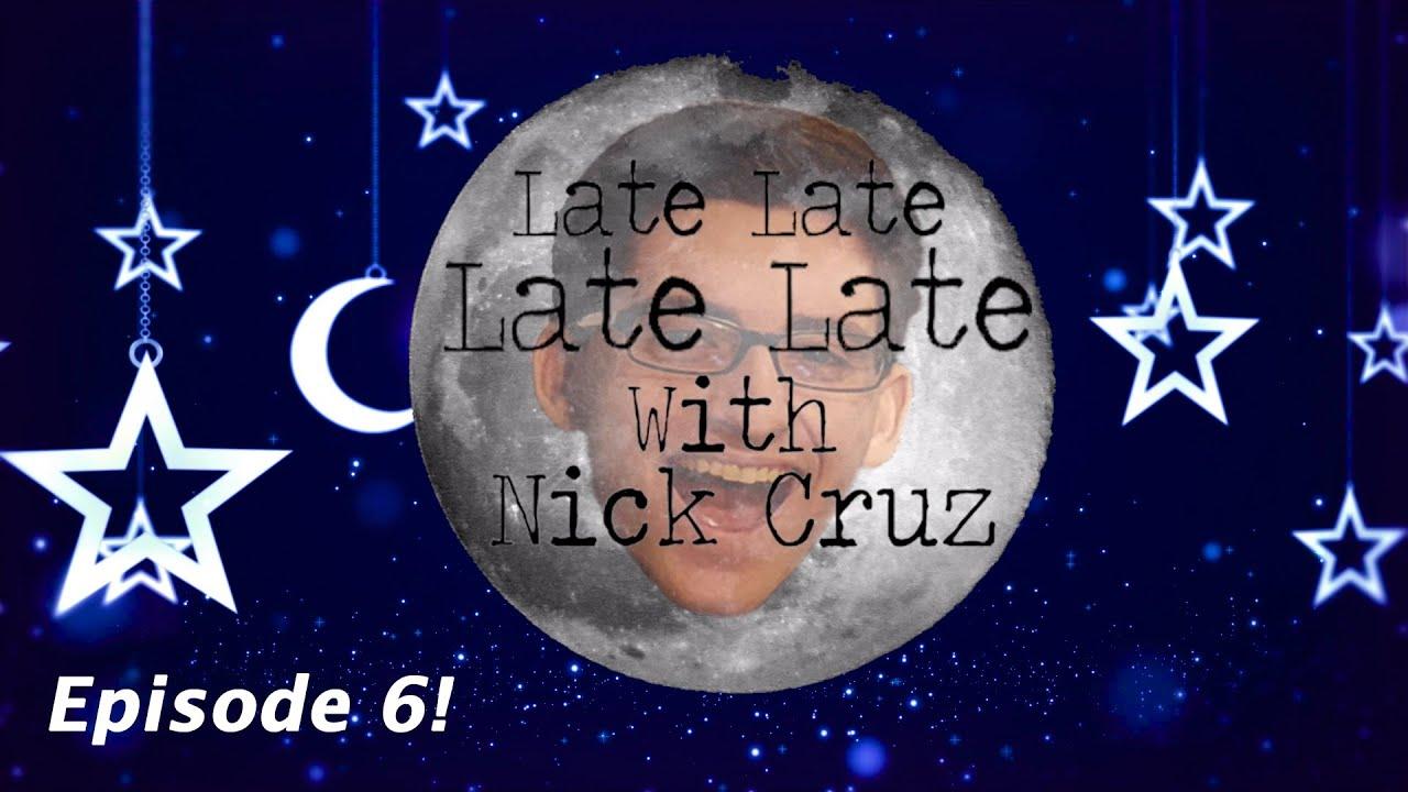 Nick Cruz Welcomes PW Graduates Zach Redican, Nate Sfida, & Colin Mash to LATE LATE LATE LATE NIGHT!