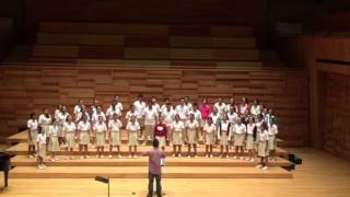 The Lonely Sea Syf 2015 by Boon Lay Secondary School Choir