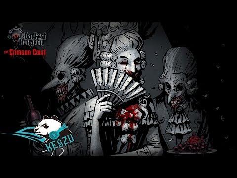 Darkest Dungeon z Paulinką - Wino, śmierć i wino! ### (!loots !sponsor)