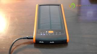 Портативная солнечная батарея Китай Обзор
