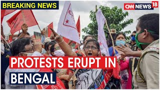 Teenager's Custodial Death Sparks Stir In WB, Clashes Between Cops & Locals | CNN News18