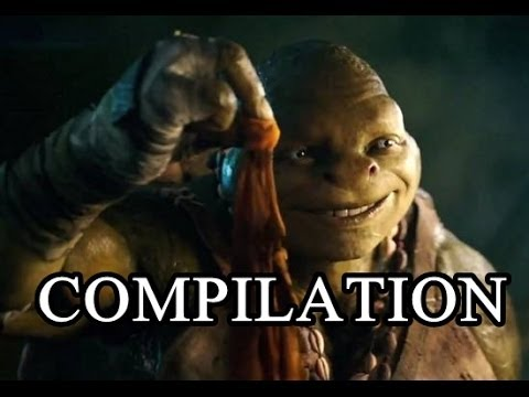 TMNT - It's just a mask COMPILATION