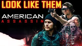 How Dylan O'Brien & Taylor Kitsch Got In Shape For AMERICAN ASSASSIN! | RED CARPET INTERVIEWS!