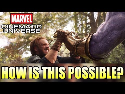 How Did Captain America Stop Thanos? (Infinity War Theory)