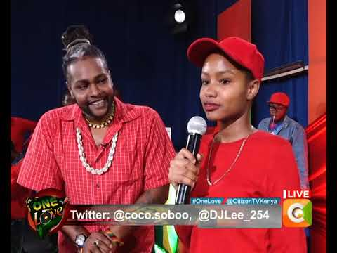 DJLEE_254 ONE LOVE SHOW @citizentv