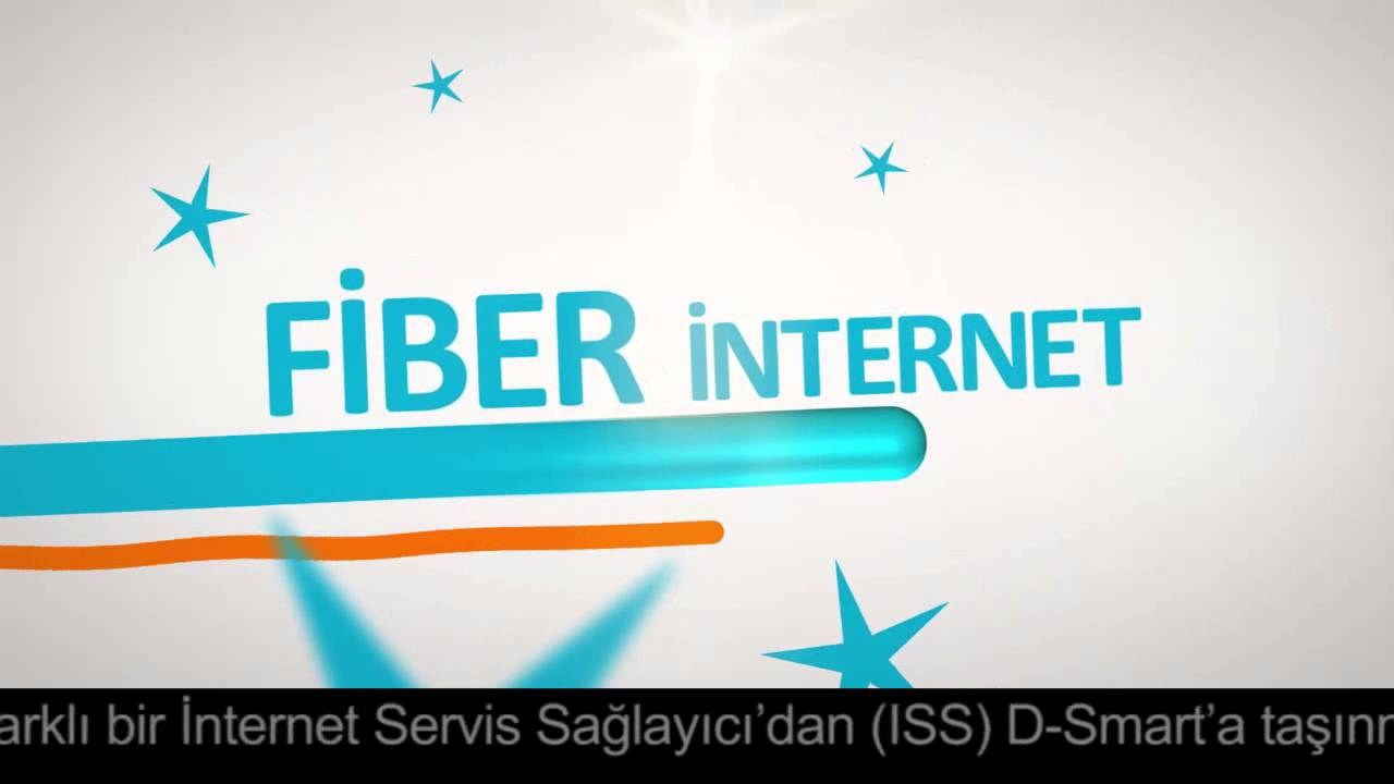 D-Smart Fiber İnternet - YouTube