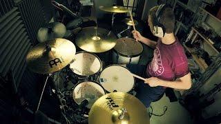 Pink Floyd - Echoes - Drum Cover (4K)