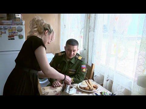 Более 130 военнослужащих в Наро-Фоминском районе празднуют новоселье.