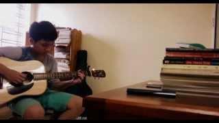 Quê hương Việt Nam - Anh Khang  ft. Suboi (Fingerstyle Guitar)