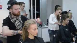 ТНТ - Я живу в Вологде  -  Fashion показ Рандеву -  клип  web