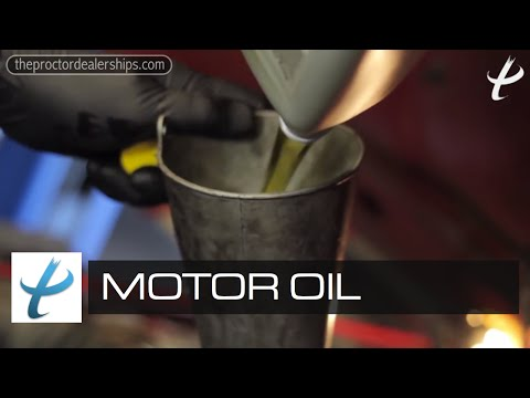 What Type of Engine Oil should I use? - Advantages of Synthetic Oil
