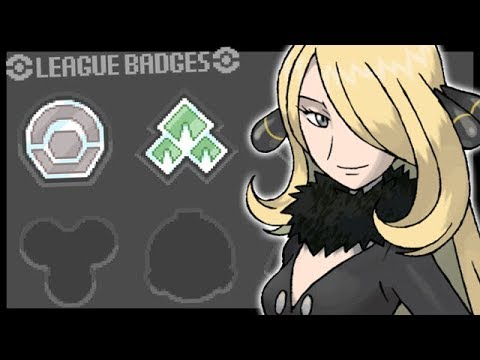 Can You Beat Pokemon Diamond And Pearl With Only 2 GYM BADGES?