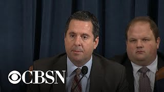 Day 3, Part 2: Devin Nunes' opening statement