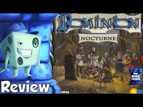 Dominion: Nocturne Review - with Tom Vasel