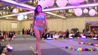 Ariadna Gutierrez - Miss Colombia Desfile Traje de Baño Miami 2015