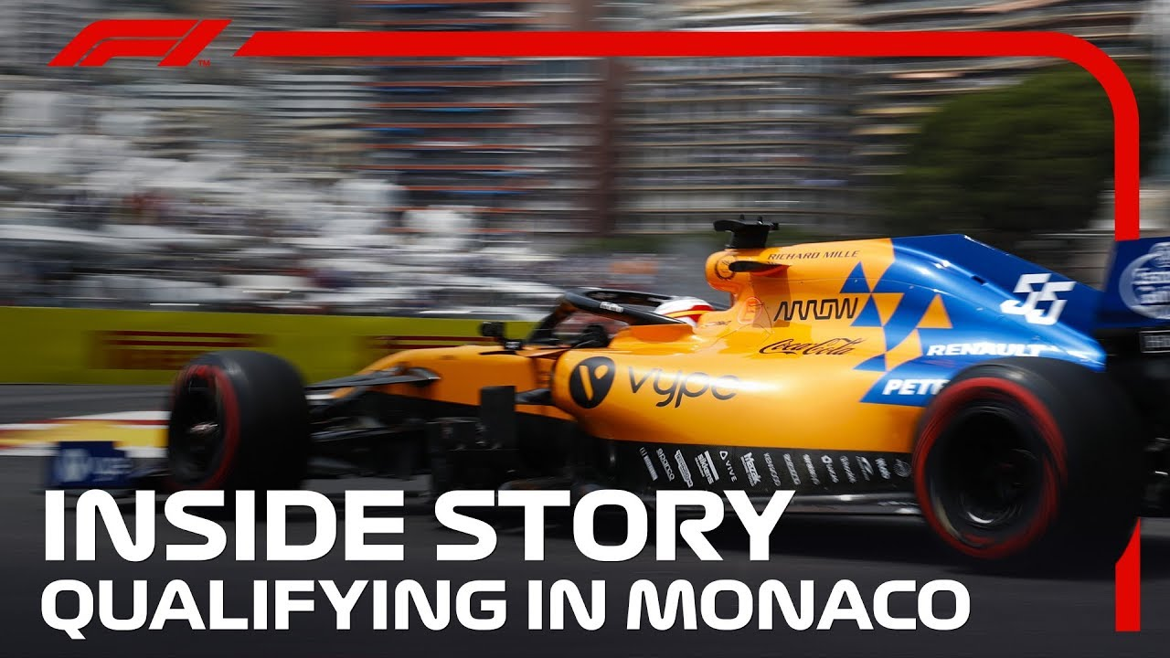 2019 Monaco Grand Prix Qualifying: The Inside Story From The McLaren Pit Wall