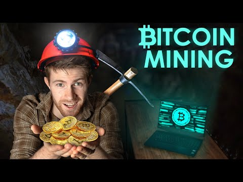 Bitcoin selbst herstellen & __€ am Tag verdient | Selbstexperiment