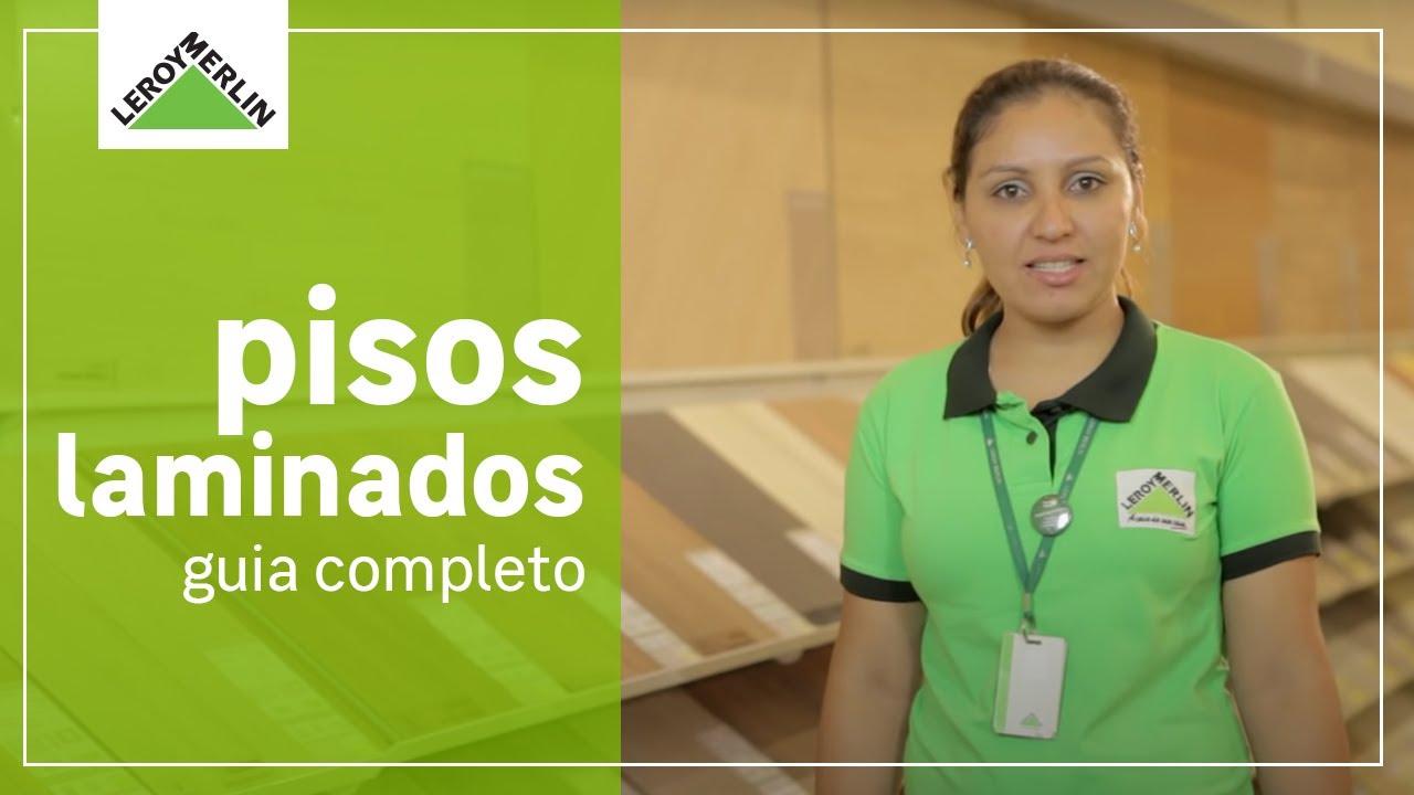 Como escolher pisos laminados leroy merlin youtube - Nivelador de piso ceramico leroy merlin ...