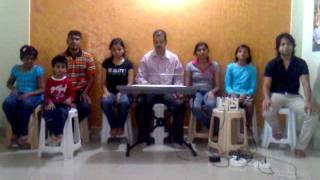 Balma mane na by students of saregamma music institute