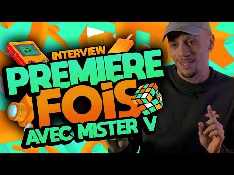 Youtube: Mister V, la première fois que t'as écouté Koba LaD?