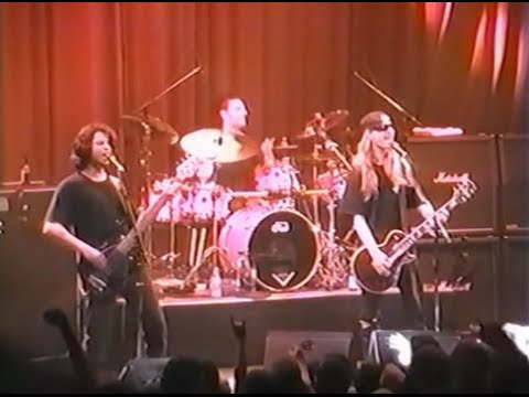 Jerry Cantrell – 1998/10/27 @ The Fillmore, San Francisco, CA mp3