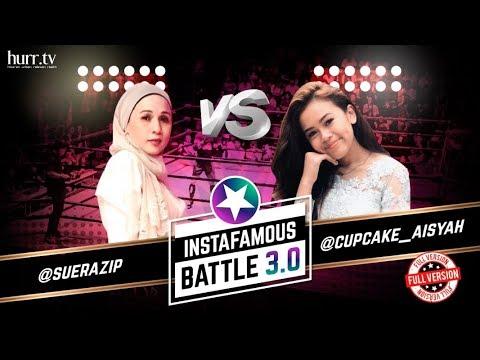 Mama Sue vs. Cupcake Aisyah (Full Version) | Instafamous Battle 3.0