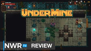 Uncovering Treasure on the Nintendo eShop with UnderMine - Switch Review (Video Game Video Review)