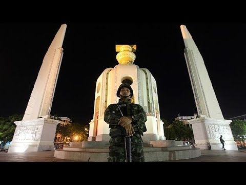 Thai army seizes power and imposes curfew