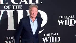 Suasana World Premiere THE CALL OF THE WILD | Harrison Ford, Karen Gillan, Omar Sy, Cara Gee