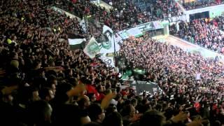 Hannover 96 - VfL Wolfsburg (Torjubel #2 - 11.04.2012)