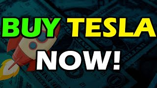 Tesla Stock - GET IN NOW BEFORE THE BREAKOUT!