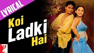 Lyrical: Koi Ladki Hai - Full Song with Lyrics - Dil To Pagal Hai