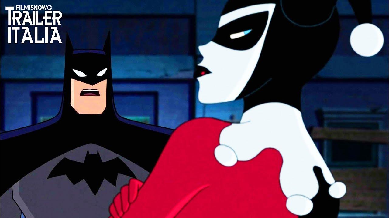Batman e harley quinn trailer italiano del film d