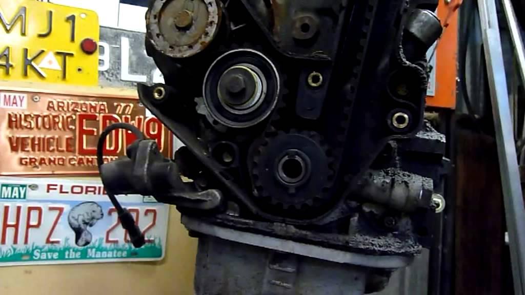 Daewoo Lanos Engine Gm Family 1 Autopsy Pt3 Timing Belt