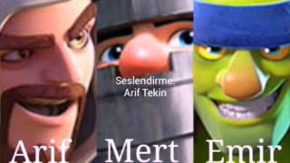 Arif Ve Mert'in İmtihanı