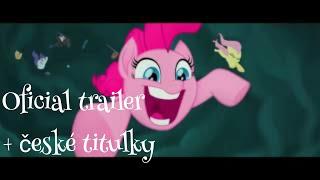 My Little Pony - The Movie 2017 - Official Trailer(české titulky)