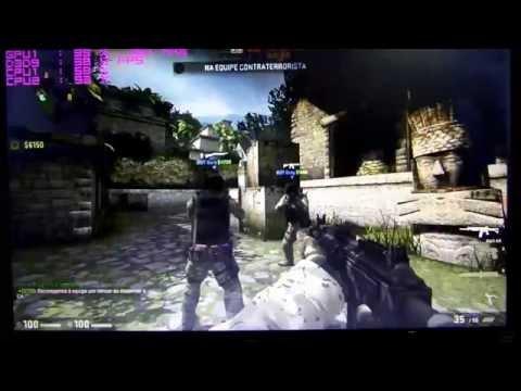 Pc Gamer AMD A4 6300 4GB Teste em Euro Truck Simulator 2, Pes 2016, Combat Arms, Crossfire, CS GO