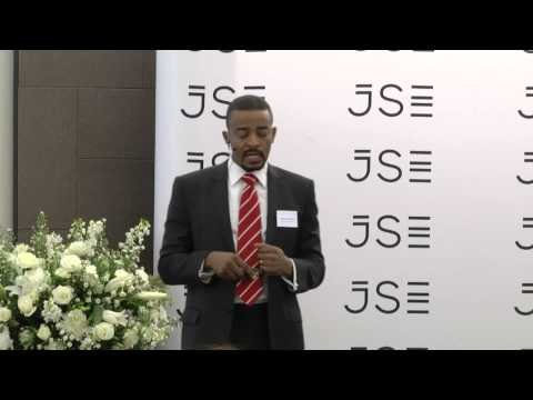 Mzila Mthenjane from Exxaro Resources Ltd - Sustainability
