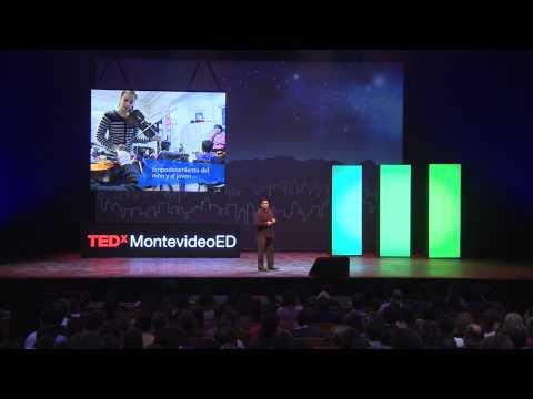 Música que transforma   Ariel Britos   TEDxMontevideoED
