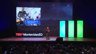 Música que transforma | Ariel Britos | TEDxMontevideoED