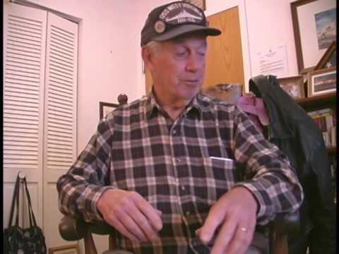 My Friend, William Keith Pearl Harbor Survivor, USS West Virginia BB-48 (RAW & UNEDITED CLIP)
