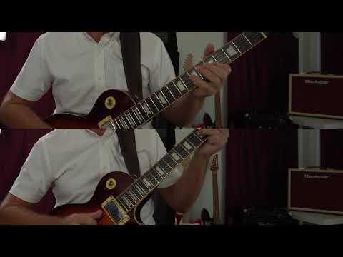 epiphone-les-paul-standard-&-nux-mg-300-blues-jam