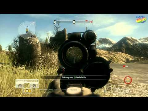 Video Análisis: Operation Flashpoint Red River [HD]