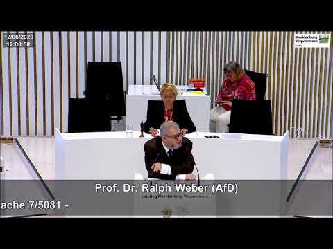 Prof. Dr. Ralph Weber: Barbara Borchardt gehört abgewählt!