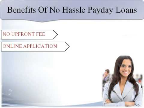 No Hassle Payday Loans- Reliable Finance To Handle All Temporary Monetary Hurdles