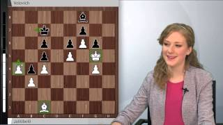 Anna Rudolf explains why she loves endgames and how to play them