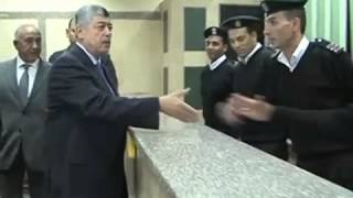 الجولة التفقدية للسيد محمد إبراهيم وزير الداخلية لمدينة الغردقة