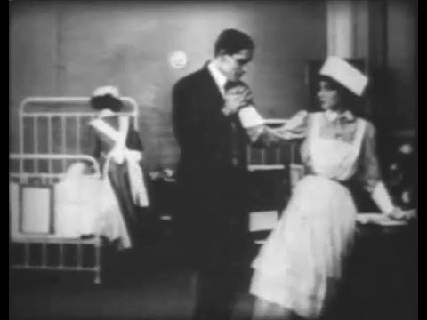 """Confidence"" (1909) starring Florence Lawrence and Arthur V. Johnson"