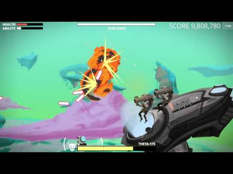 Quick plays: Legacy of the Elder Star (arcade shooter)